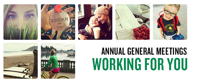 Annual General Meetings, working for you. Learn more about the Annual General Meetings.