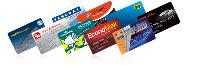 Private-label credit cards