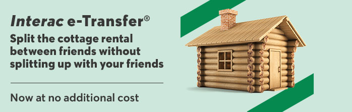Split the cottage rental between friends without splitting up with your friends. Now at no additional cost.