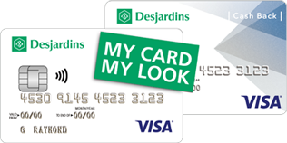 Best cash back cards for students - The Desjardins Student Cash Back Visa