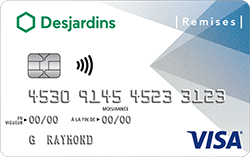 Image de la carte Remises Visa