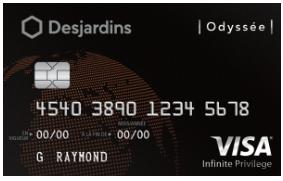 Chaque Fois Que Vous Faites Un Achat Avec Votre Carte Odysse Visa Infinite Privilege En Accumulez Pour Offrir Des Rcompenses