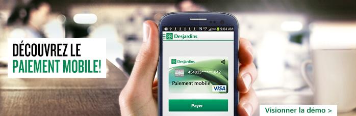 Decouvrez Le Paiement Mobile Visionner La Demo