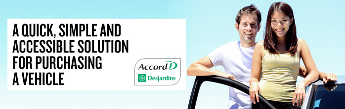 Accord D financing – Auto Loan