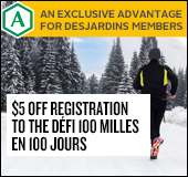 An exclusive offer for Desjardins members