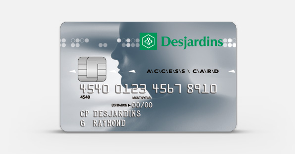how to pay desjardins credit card