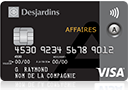 Carte Affaires