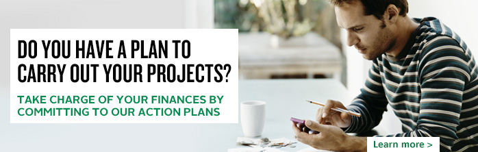 Do you have a plan for your financial projects?