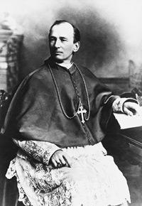 Quebec City Archbishop Msgr. Louis-Nazaire Bégin