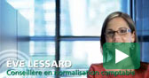 Ève Lessard, Accounting Standards Advisor