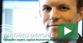 Mathieu Derome, Expert Advisor, Economic Capital and Crisis Scenarios