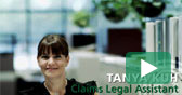 Tanya Kuh, Claims Legal Assistant
