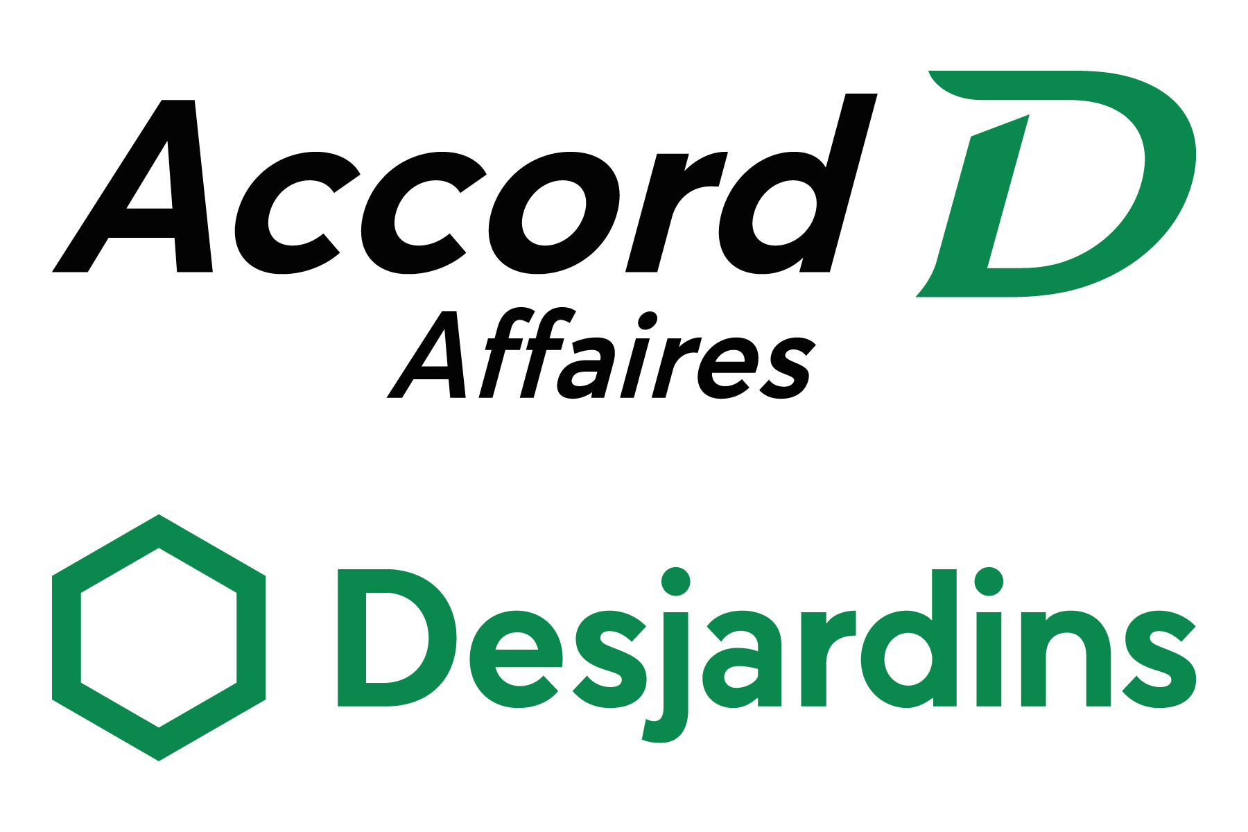 Logo Accord D Affaires – couleur – français