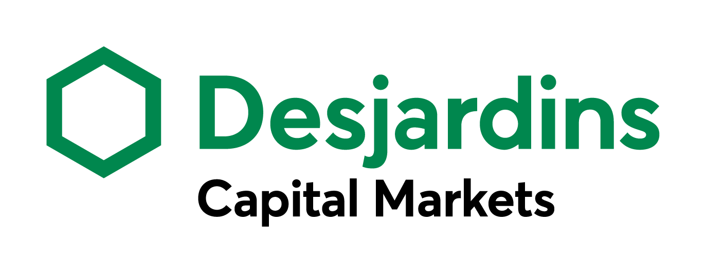 Logo Desjardins Capital Markets – couleur – anglais