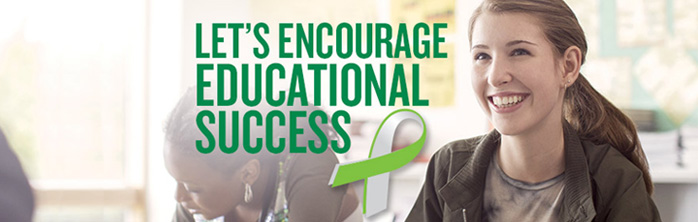 Let's encourage educational success