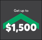 Get up to $1,500* when you invest with Desjardins