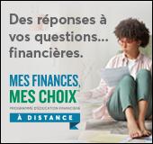 Des réponses à vos questions... financières