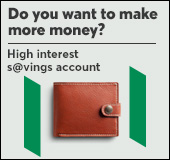 High Interest S@vings Account