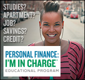 Personal Finance: I'm in Charge financial education program