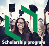 Scholarship program for graduating high school students