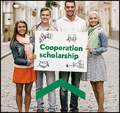 Cooperation scholarship