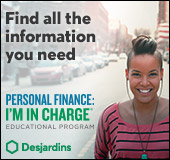 ersonal Finance: I'm in Charge: Financial education program