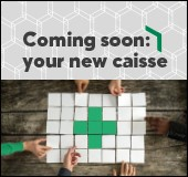 Coming soon: your new caisse