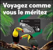 Odyssée World Elite Mastercard