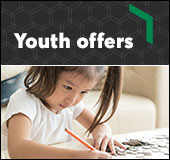 The Caisse Desjardins Thérèse–De Blainville youth offers