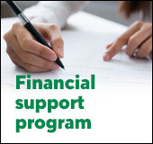 Financial support program