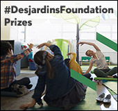 #DesjardinsFoundation Prizes are back!