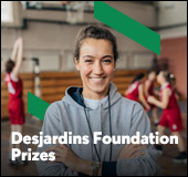 Desjardins Foundation Prizes