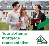 Your at-home mortgage representative