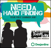 Need a hand finding your first summer job?