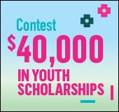 You could win a $2,000 scholarship