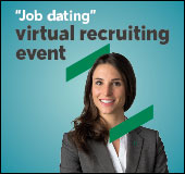 Virtual recruiting event