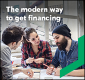 Desjardins Business centre and <span lang='fr'>La Ruche</span>: The modern way to get financing