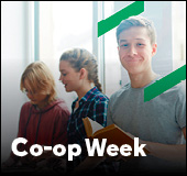 Co-op Week at your caisse, October 15 to 21, 2017