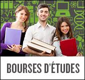Programme de bourses d'études 2017