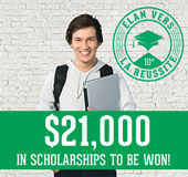 �lan vers la r�ussite: $21,000 in scholarships to be won