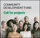 Community Development Fund: call for projects