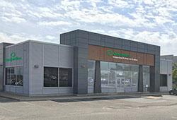 Les Saules Service Centre