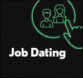 """Job dating"" recruiting event"
