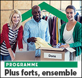 Programme Plus forts, ensemble