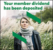 Member dividends and your caisse's contribution to the community