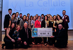 Le Cocktail la Cellule – Groupe de jeunes philanthropes pour la Fondation du CHU