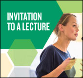 Invitation to a lecture