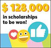 "« Desjardins, <span lang=""fr"">mes études et moi</span> » : $128,000 in  scholarships to be won!"