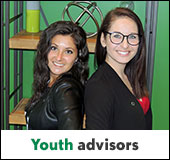 Our youth advisors can help you meet your goals