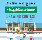 Draw us your Neighbourhood Drawing Contest